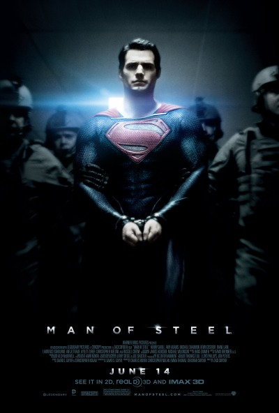 Man of Steel Poster HR