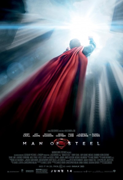 Man of Steel Poster S1