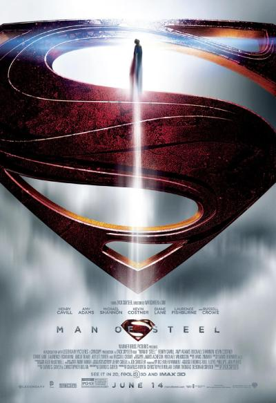 Man of Steel Poster S2
