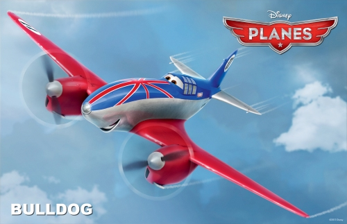 Planes Bulldog