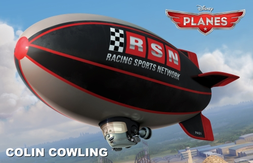 Planes Colin Cowling