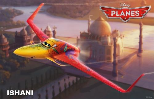 Planes Ishani