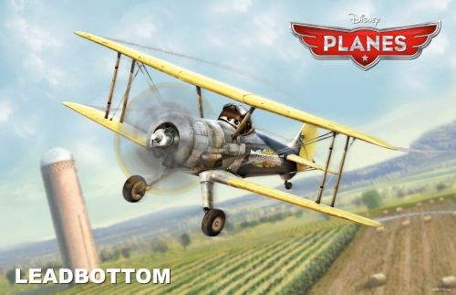 Planes Leadbottom