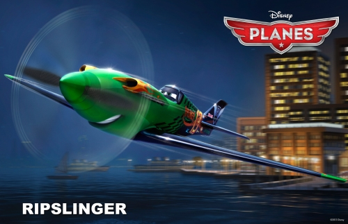 Planes Ripslinger