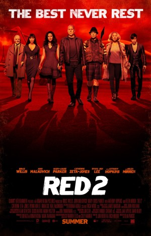 Red 2 Poster B