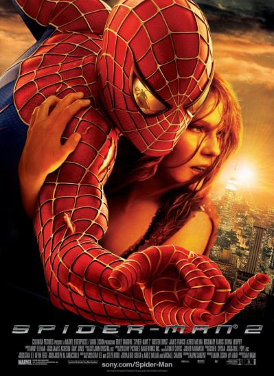 Spider Man 2 Poster A