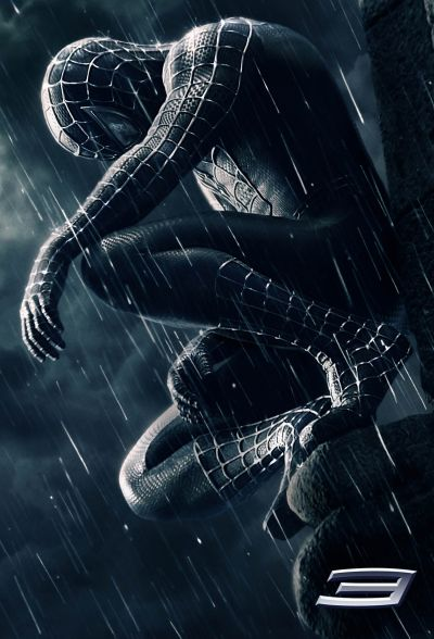 Spider Man 3 Poster A