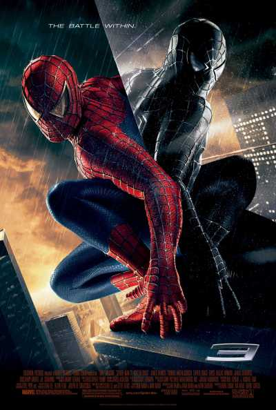 Spider Man 3 Poster B