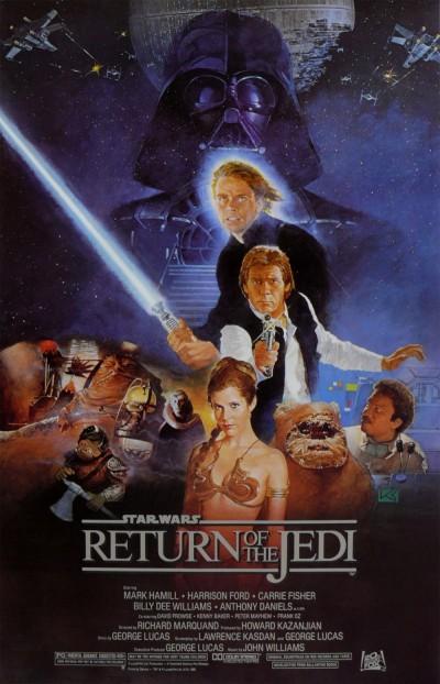 Star Wars Return of the Jedi  poster1