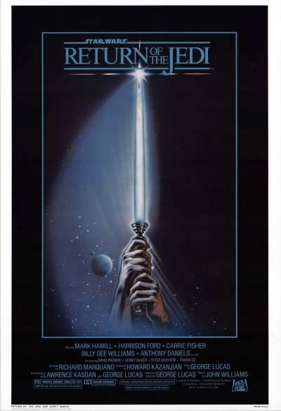 Star Wars Return of the Jedi  poster3