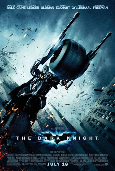 The Dark Knight Poster B