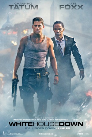 White House Down Poster A
