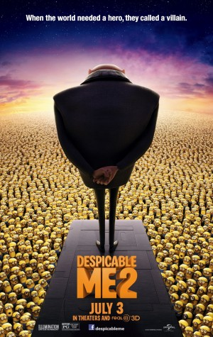 Despicable Me 2 Poster 3