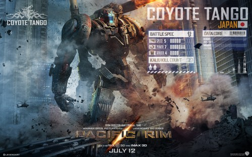 Pacific Rim WP Coyote