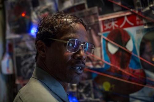 The Amazing Spider-Man 2 Jamie Foxx 2