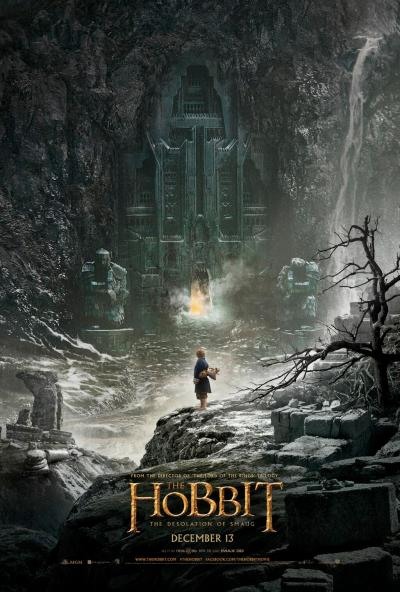 The Hobbit The Desolation of Smaug Poster 2