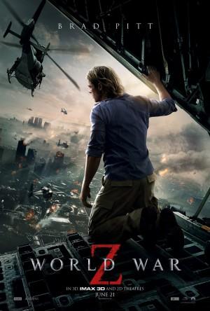 World War Z Poster 2