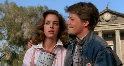 Back to the Future 11