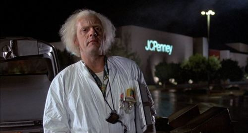Back to the Future 20