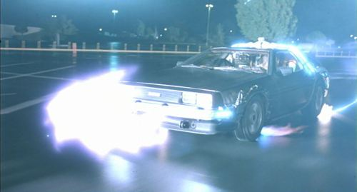 Back to the Future 23