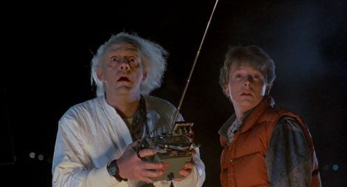 Back to the Future 25