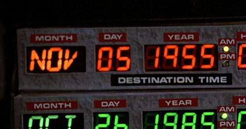 Back to the Future 28