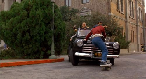 Back to the Future 50