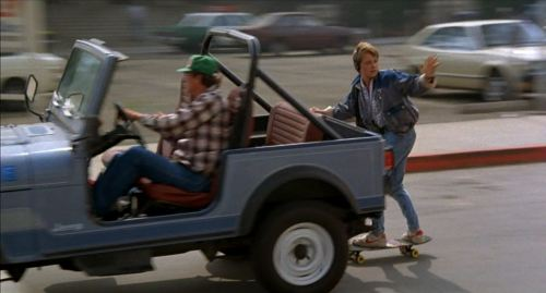 Back to the Future 8