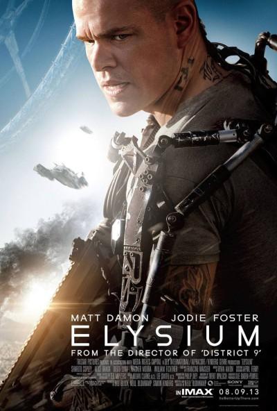 Elysium Poster 2