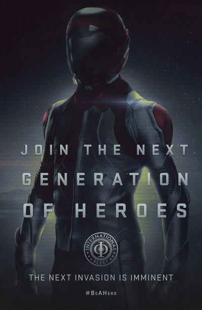 Ender's Game Poster 2