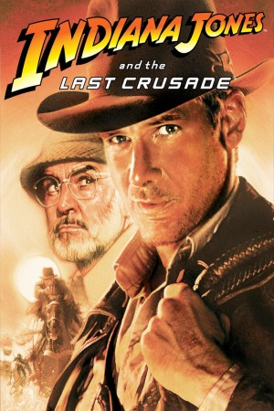 Indiana Jones and the Last Crusade Poster 4