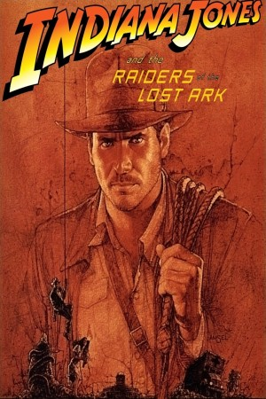 Indiana Jones and The Raiders of the Lost Ark Poster 3