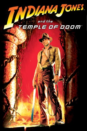 Indiana Jones and the Temple of Doom Poster 3