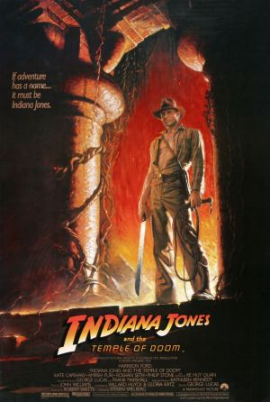 Indiana Jones and the Temple of Doom Poster 6