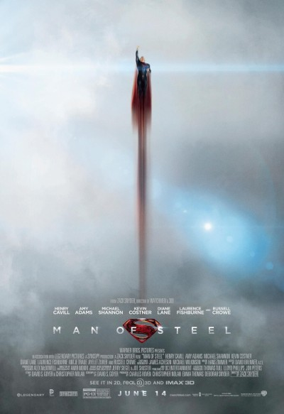 Man of Steel Poster 8s