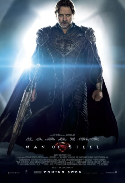 Man of Steel Poster j