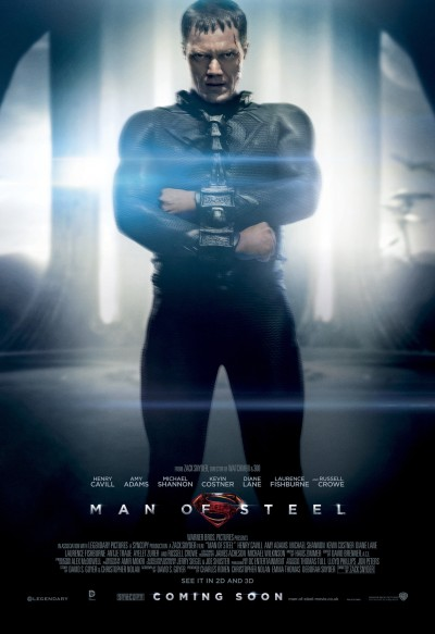 Man of Steel Poster z