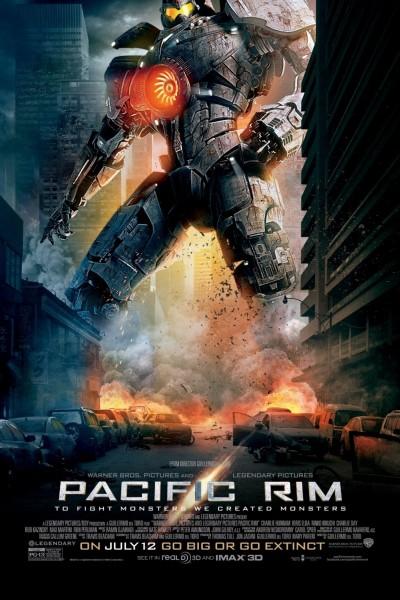 Pacific Rim Poster E