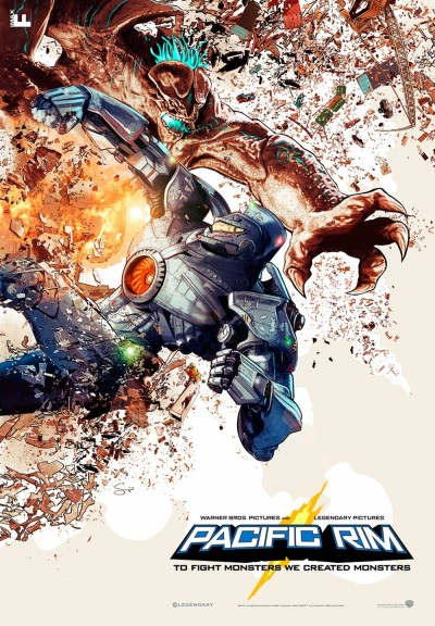 Pacific Rim Poster G