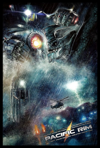 Pacific Rim Poster H