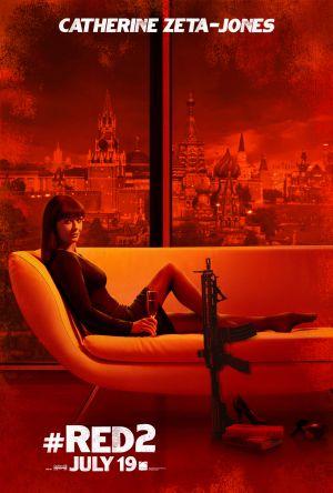 Red 2 Poster Catherine Zeta Jones
