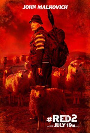 Red 2 Poster John Malkovich