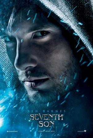 Seventh Son Poster Ben Barnes