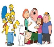 Simpsons Family Guy FI2