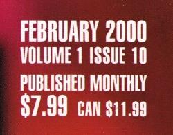 Star Trek the Magazine February 2000 B