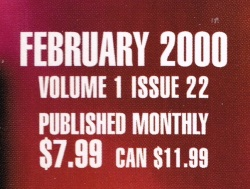 Star Trek The Magazine Feb 2001 B
