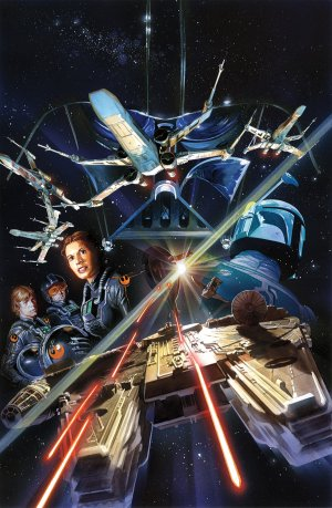 Star Wars #2 by Alex Ross