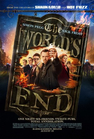 Worlds End Poster