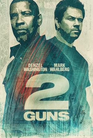 2 Guns Poster c