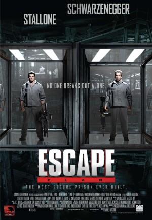 Escape Plan Poster 2